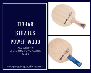 Tibhar Stratus Power Wood