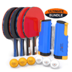 The Best Ping Pong Paddle Sets for 2021 | Top ping pong Sets Reviews