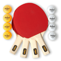 JOOLA All-in-one table tennis set